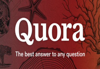 Boost your website with contextual link on 30 Quora Answer