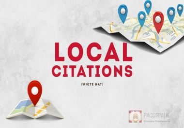 25 live ANY Country local Citations for your business
