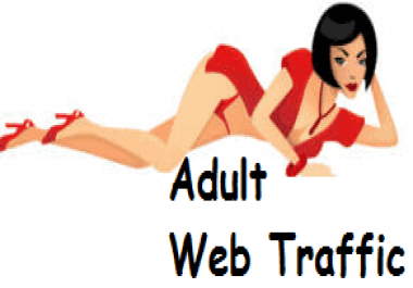 We are drive you 300000 REAL visitors for your PORN website
