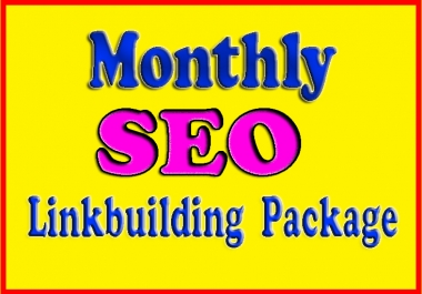 Off-page SEO Backlinks - Successful Link Building Package for Maximum SEO Success