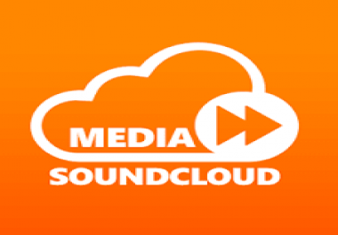 1500 soundcloud followers or Social Media promotion
