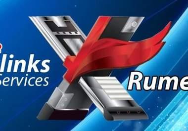 make 10,000 eminent backlinks using Xrumer profiles