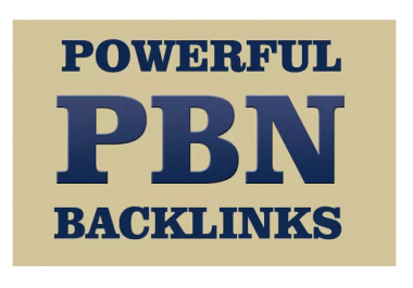 25 PowerFul High PBN Permanent Manual Post ,HomePage Dofollow PBN Links