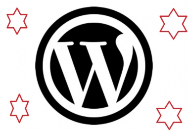 add an affordable webhosting with  Wordpress any other CMS installed