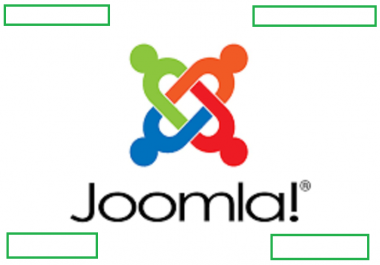 Create  a professional SEO friendly website using  Joomla
