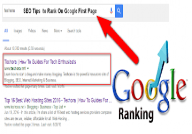 FASTSEORESULTS- Ranked On Google 1st Page With Our Latest Google algorithms Update (October Updates)