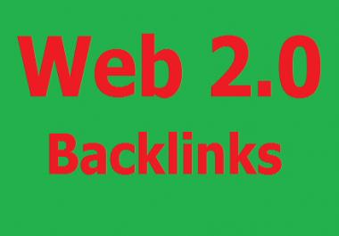 Do manually 10 web 2.0 powerful profile back-links