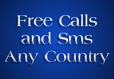 Teach Free Calls And Sms Worldwide