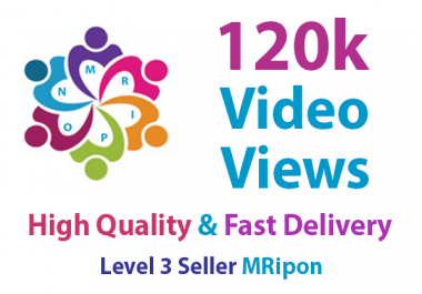 Add Instant 120000 Real Social Media Video Views