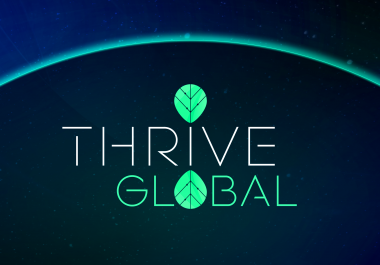 Publish your Content On Thriveglobal.com