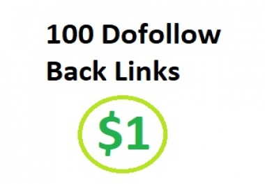 submit your url to 100+ do follow sites