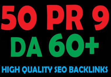Create 50 Authority Backlinks From High DA-60+