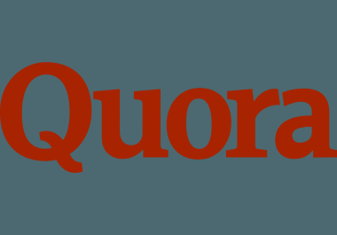 50 High Quality Quora Answers with keyword & live URL