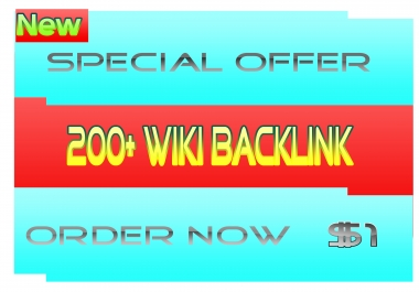 Create Do 200 Wiki Articles Backlink