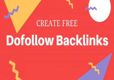 Create 15500 Dofollow Contextual Live Backlinks With Free Google Index
