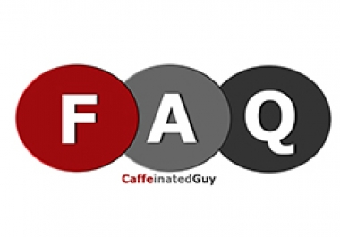 Write or Re-write your FAQ Page Professionally
