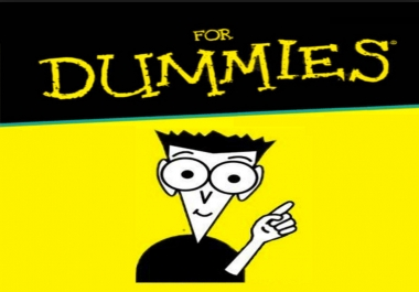 give you 5 for dummies ebooks