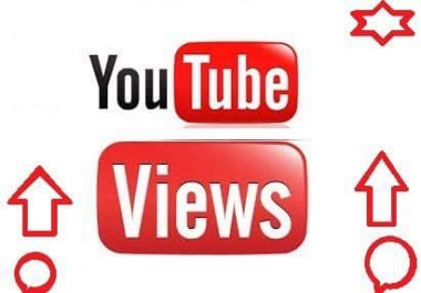 Instant start 10010 to 12000 YouTube views Safe +500 like
