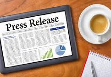 Provide 25 authority press release distribution