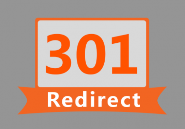 add 200 Permanent 301 REDIRECT Backlinks to your site