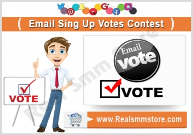 Manage for you 150 diferent ip vote for your online contest voting