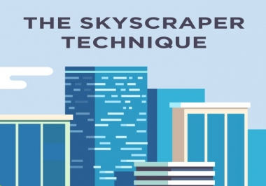 Give you skyscraper link prospects and outreach