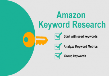 SEO for Amazon Products to Improve Your Product Listing and sales