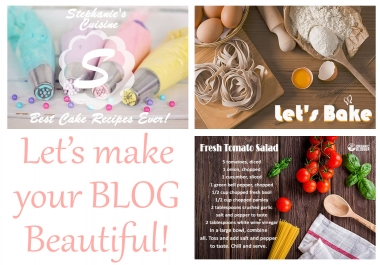 Make your BLOG more attractive!