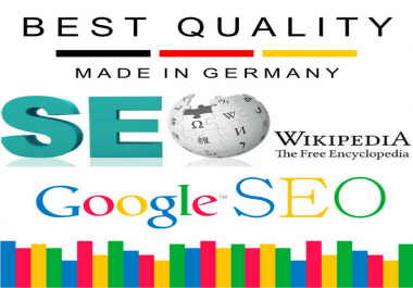 Powerful Niche Relevant Wikipedia Backlink with guarantee - 10 years SEO experience !