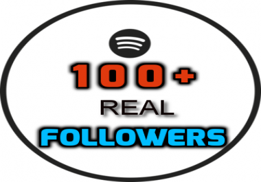 GAIN 100+ REAL USA SPOTIFY FOLLOWERS SAFE & NON DROP