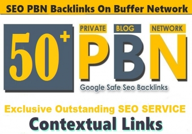 Boost Your Ranking On Top Google With 50 Permanent PBN Posts On High Trust Flow Domains