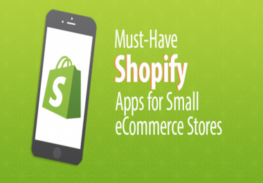 Assist You With Shopify Store