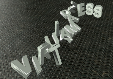 I'will 3d Text or logo