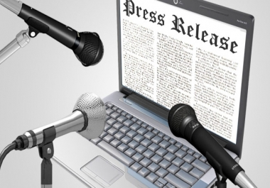 Do Press Release submissions and syndication to 25 plus high PR sites