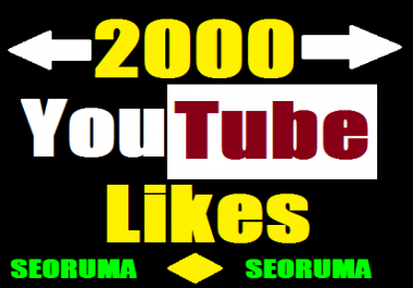 Instant 2000+ Real YouTube Likes & 101+ YouTube Chanel subscribe very fast delivery
