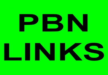 [Ranking Solution] - 10 Permanent PBN Links ( DA20+ & TF 20+)