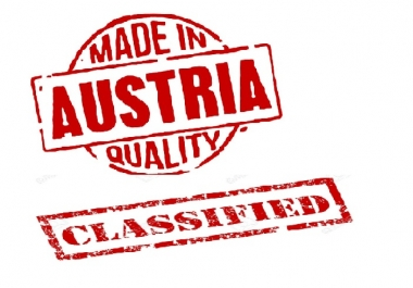 Post Your Ads On 10 Best Austria Classified Website austrian