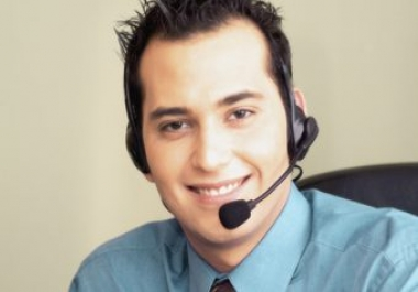 Customer Service Call Center Management Technical Support  Chat and Email Handling