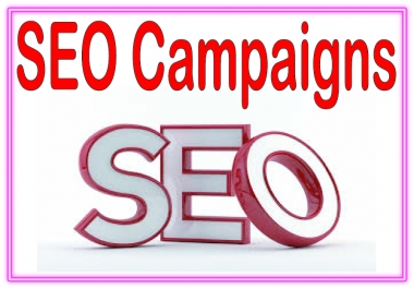SEO Campaigns- Web 2.0 blogs (Dedicated accounts)-DA (Domain Authority) -Mix profiles backlinks (forum & social networks)