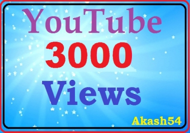 2000 views+100 subscriber+100 like and 10 comment to your videos super fast delivery complete