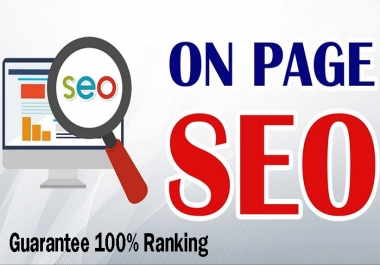 On-Page SEO Your Website Best Result 2019
