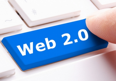 Create 30 Web 2 Blog And High Quality Backlinks