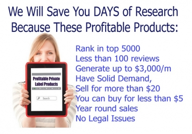 Amazon Private Label Product Research - Don't Waste Money on the Wrong Product