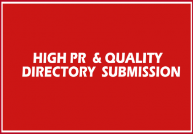 do 35 local high PR directory (USA or UK or Canada or Australia)) submit manually for your website
