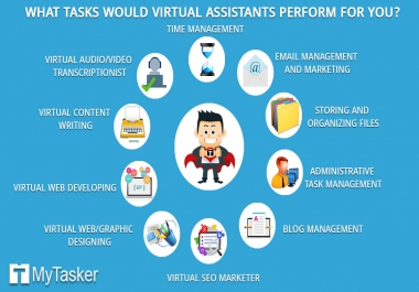 I am Your Virtual Assistant