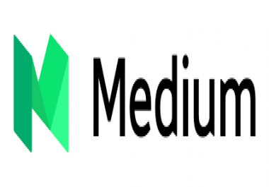 Publish high quality guest on Medium.com