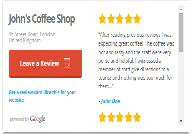 Professional 5-Star Review Reputation Management