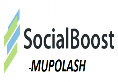 Instantly 4000+ & Unlimited any Social Boost Service