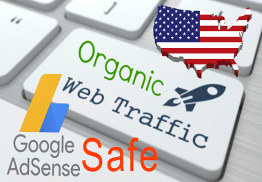 Keyword Target Organic Website Traffic From Usa,Adsense Safe