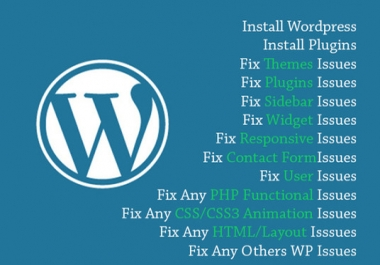 Customize WordPress Website and Themes